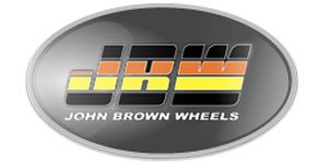 jhon brow wheels logo