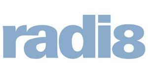 radi8 logo