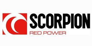 scorpion red logo