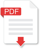 icono pdf document download