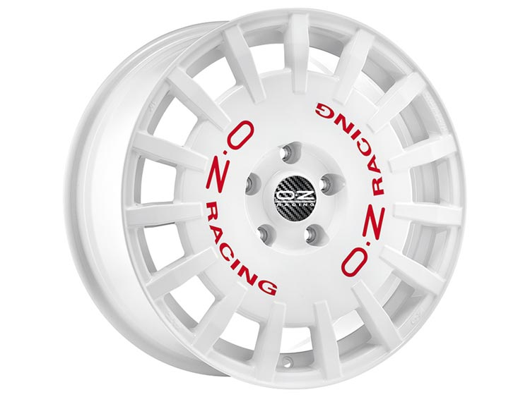 llanta oz racing rally racing